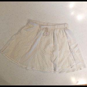 Xhilaration Girls Pull On Skirt